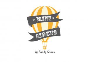 logo mini circus plaquette création design publicité versalis agence de communication digitale versailles paris web evenementielle