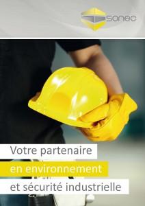 plaquette sonec création design publicité versalis agence de communication digitale versailles paris web evenementielle