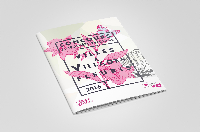 brochure villes et villages fleuris couverture
